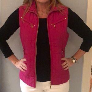 Jackets & Blazers - Pink vest